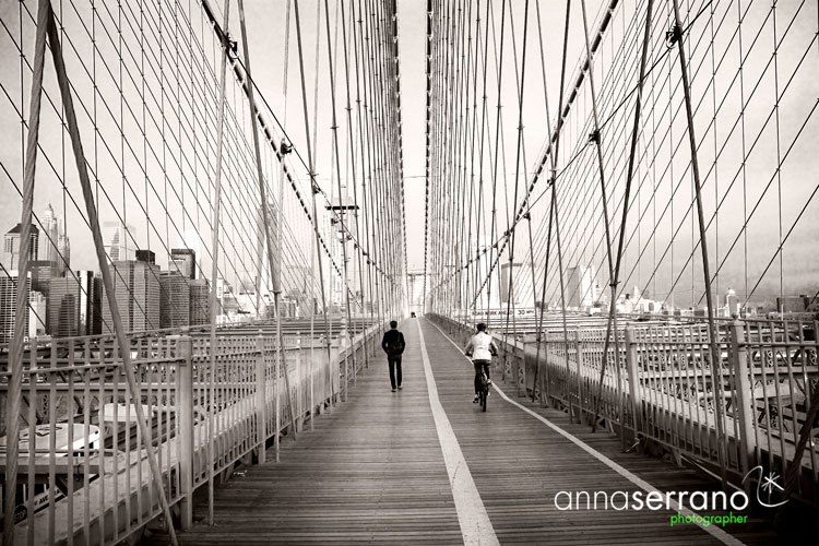 America, United States, New York, NY, New York City, Manhattan, Brooklyn Bridge