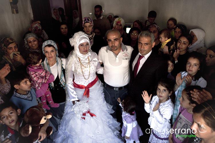 Turkey, Southern Anatolia Region, Mesopotamia, Mardin, Turkish-Kurdish wedding