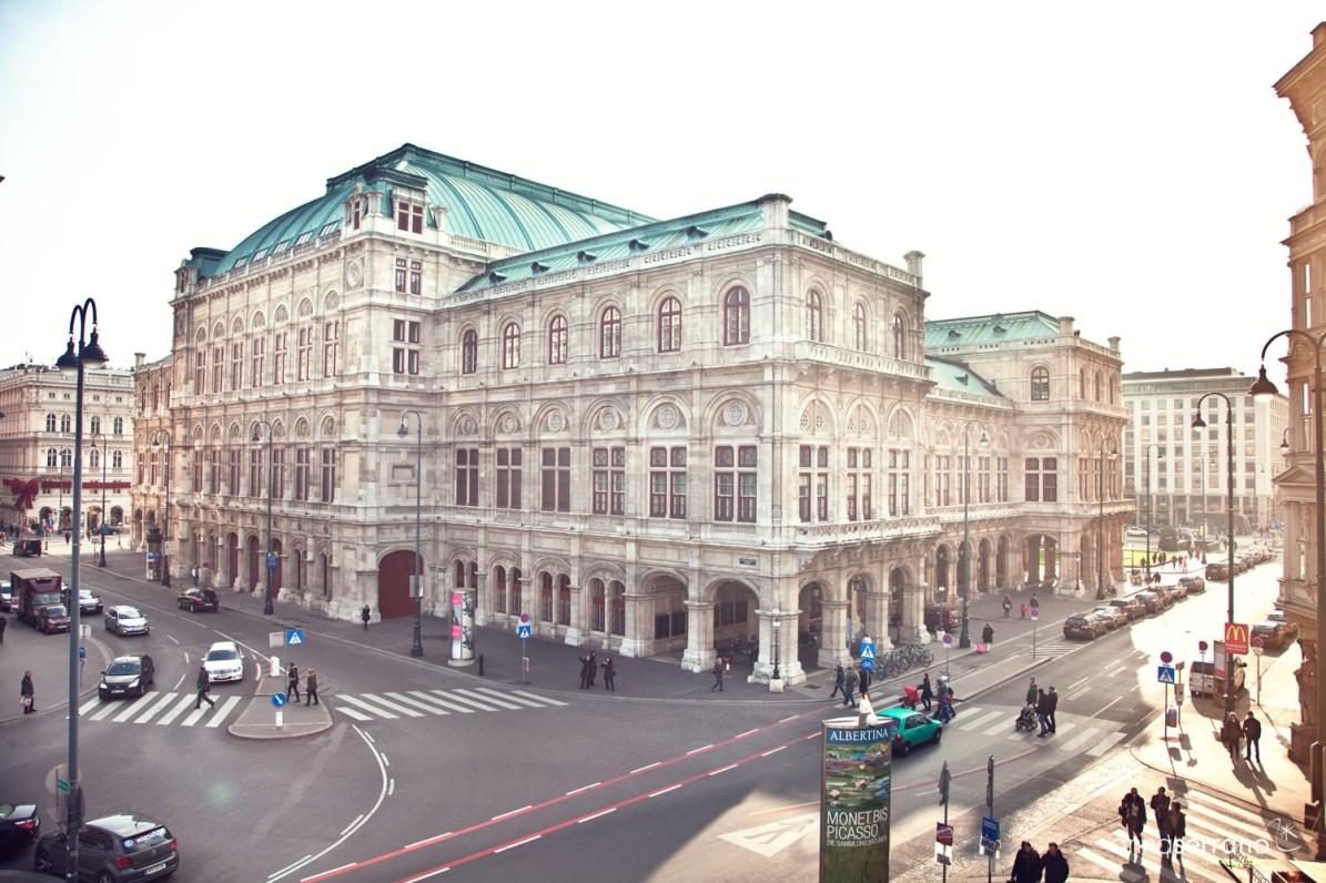 Austria, Vienna, Vienna's Opera Hause