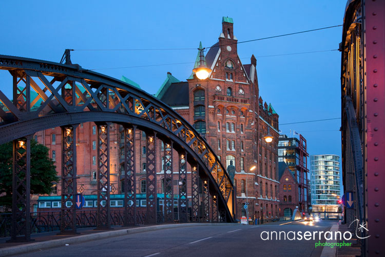 Germany, Hamburg, Hafen City