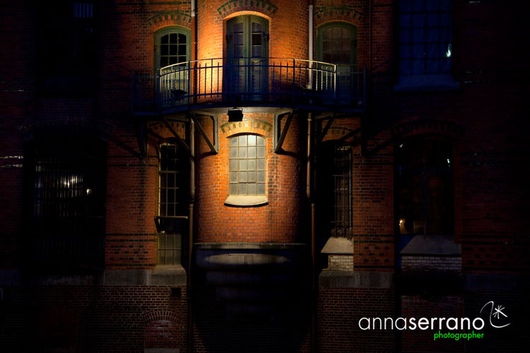 Germany, Hamburg, Hafen City, Speicherstadt, old warehouse distric