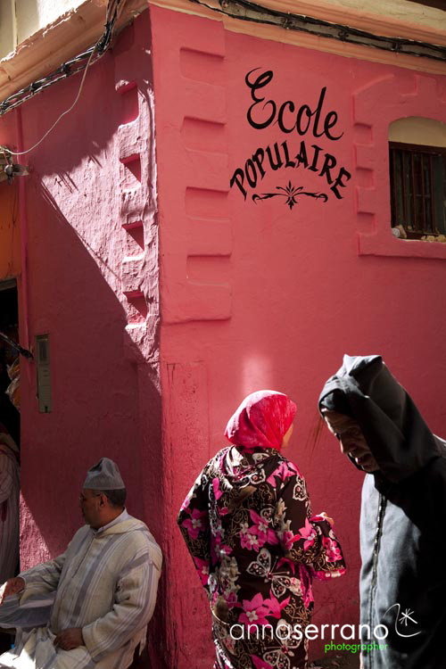 Africa, Morocco, Tanger, Medina