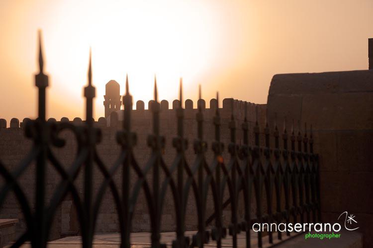 Africa, Middle East, Egypt, Cairo, al-Qahira, Saladdin Walls
