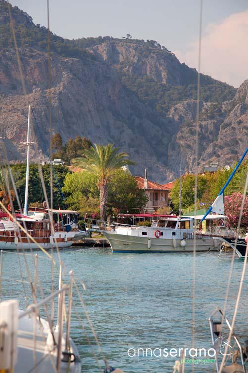 Turkey, Mediterranean Region, Mugla, Gocek