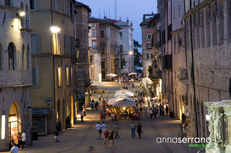 Perugia - Umbria - Italy