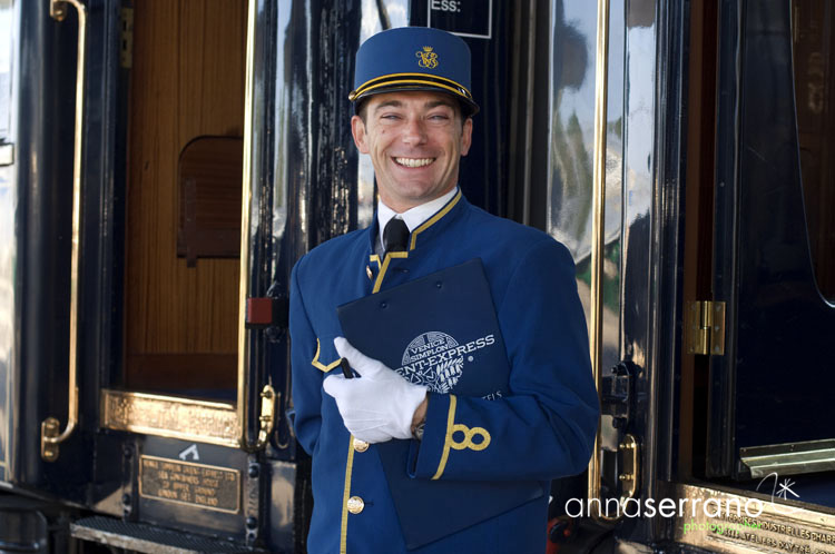 Orient Express - Venice-Rome-Venice