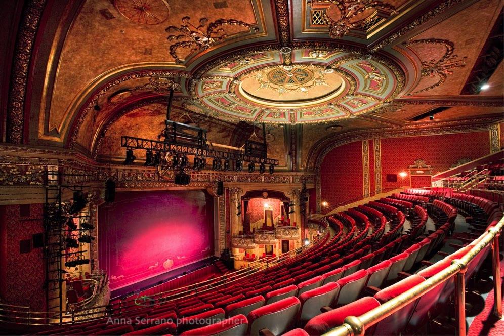 Toronto, Elgin and Winter Garden Theatre
