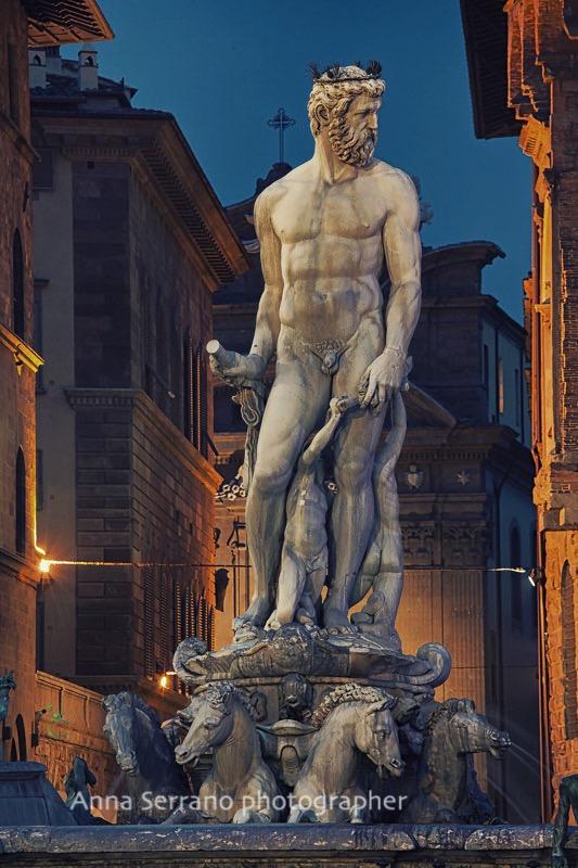 Tuscany, Florence, Piazza della Signoria
