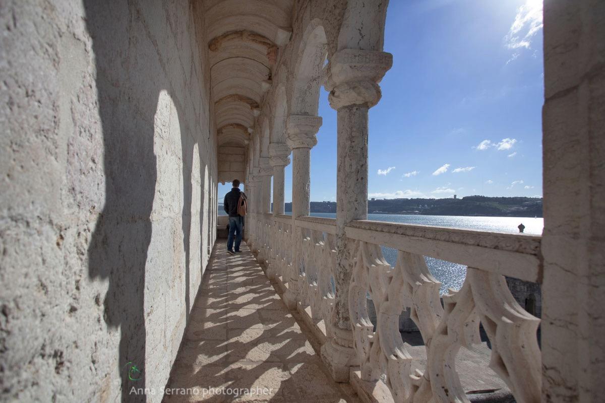Portugal, Lisbon, Torre de Belem tower