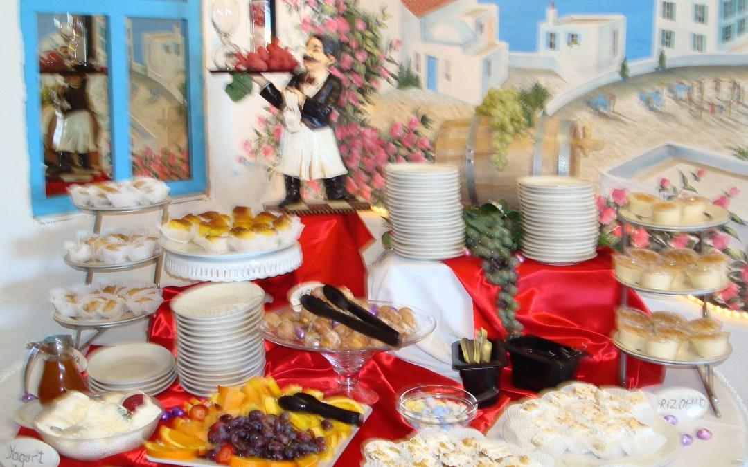 Anna's Famous Sunday Brunch Buffet