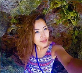 first nepali female to solo travel the world