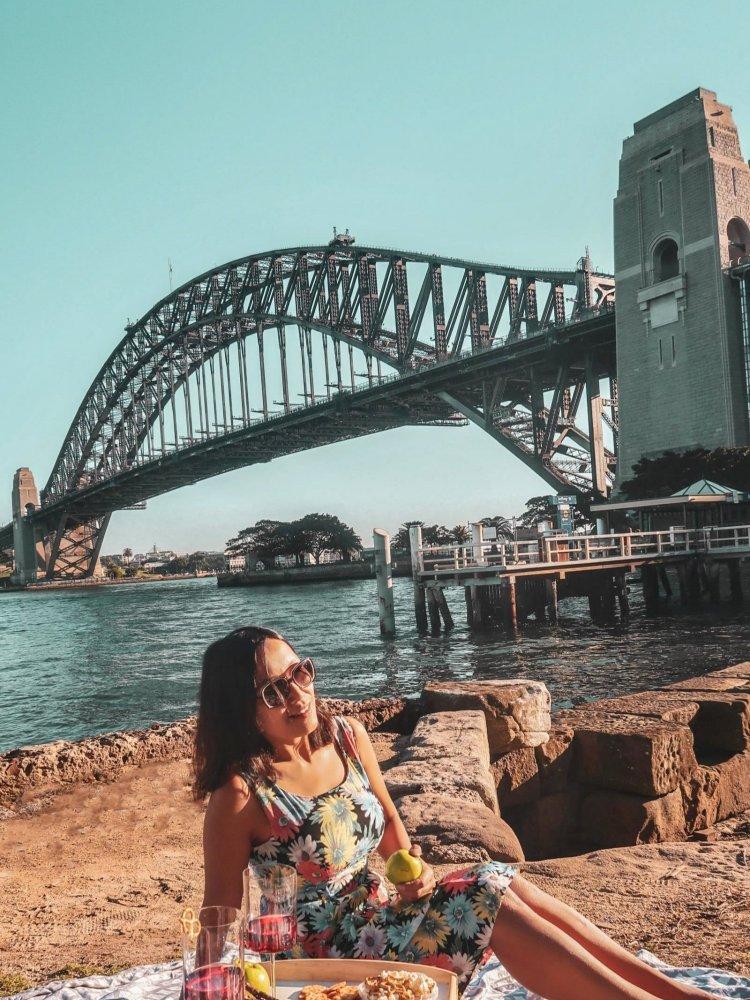 harbour bridge in Sydney guide