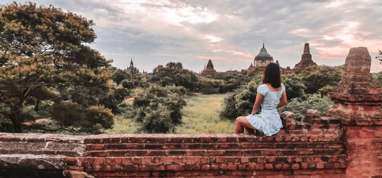 Best pagodas and temples to see in Bagan, Myanmar (December 2018)
