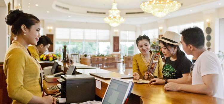Hotels in Pakse, Laos
