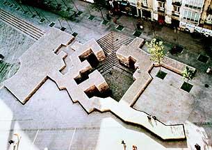 Chillida-The Basque Liberties Plaza