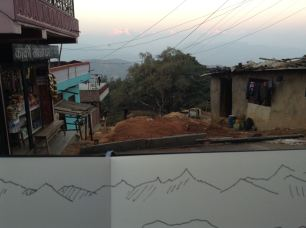 Nepal-sketches-anna-sircova - 6