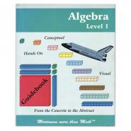 Mortensen Math Algebra Level 1 Guidebook