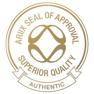 ARIIX seal of approval superior quality