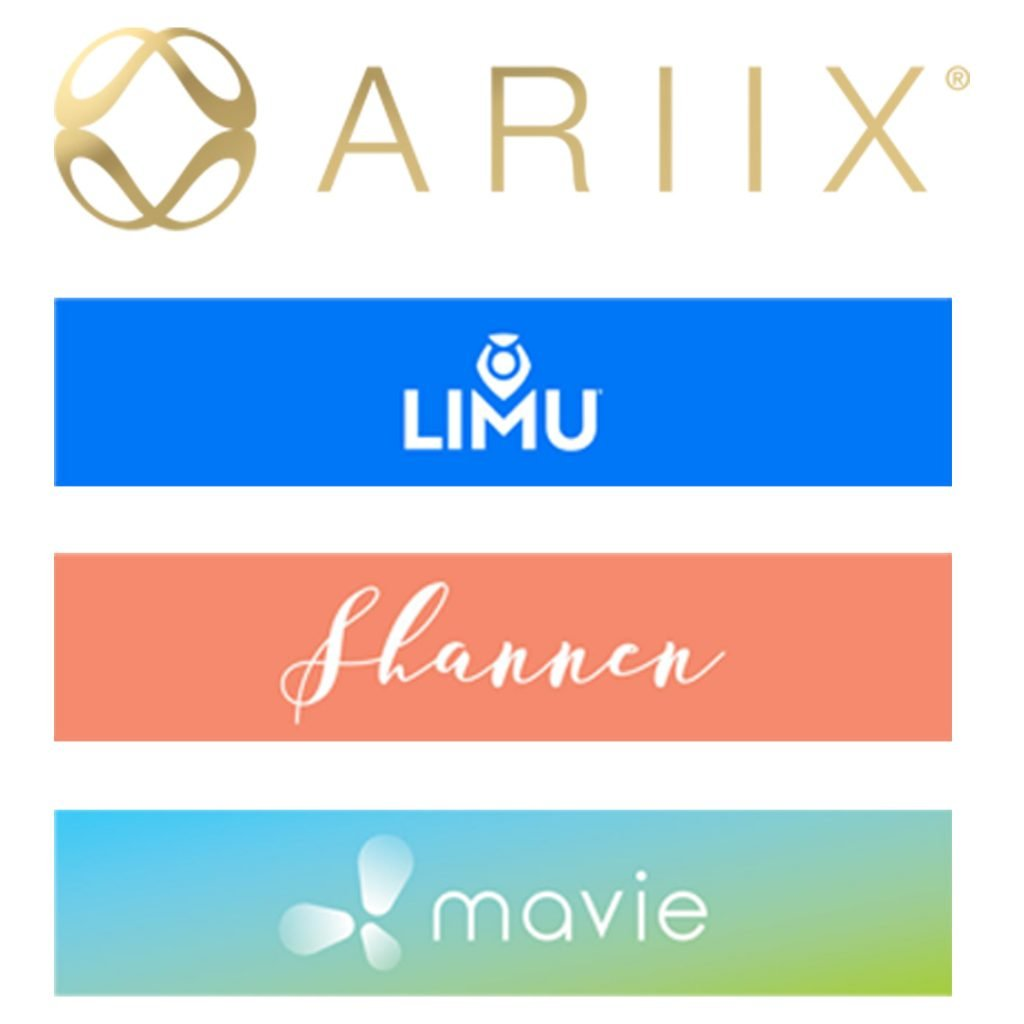 ariix shannen limu mavie partnership