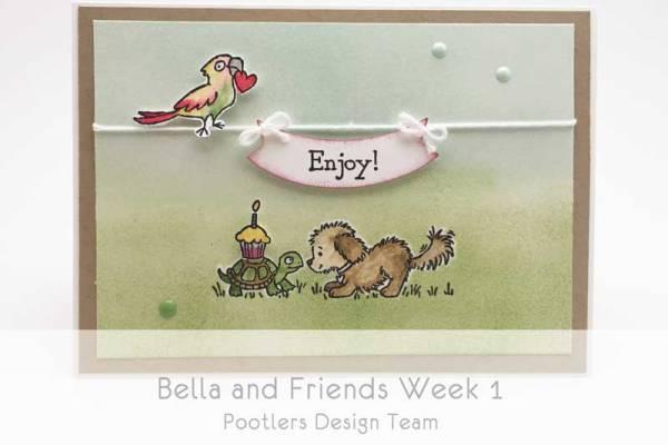 bella and friends week one
