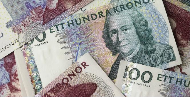 Sedlar. Källa: Riksbanken.