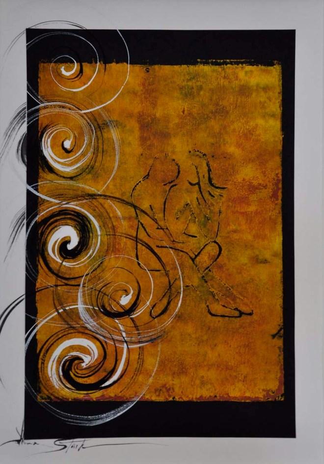 Anna Stark Kunst 709 - sold / verkauft