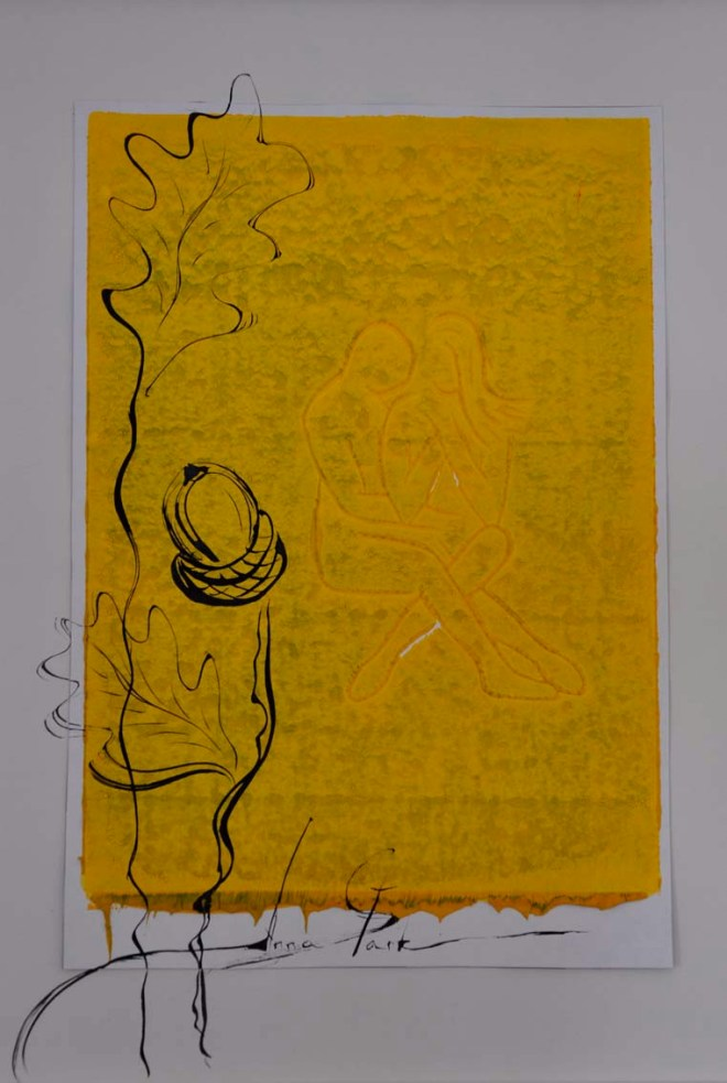 Anna Stark Kunst 706 - sold / verkauft