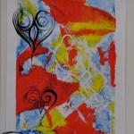 Anna Stark Kunst 702 - sold / verkauft