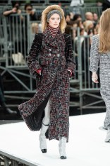 Chanel Womenswear, Paris winter 2017 2018