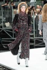 Chanel Womenswear, Paris winter 2017 2018