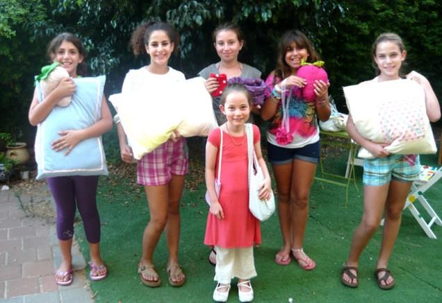 summer sewing class