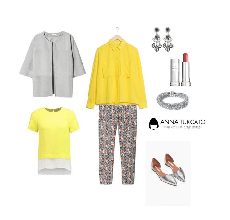 Anna-Turcato-Yellow-Shirt-Look