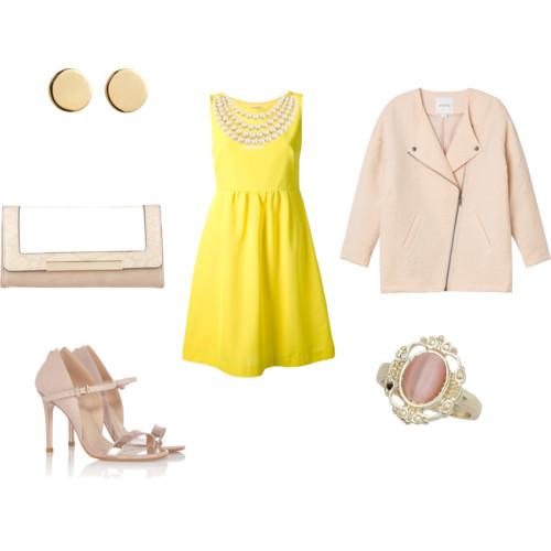 Come indossare e abbinare il giallo