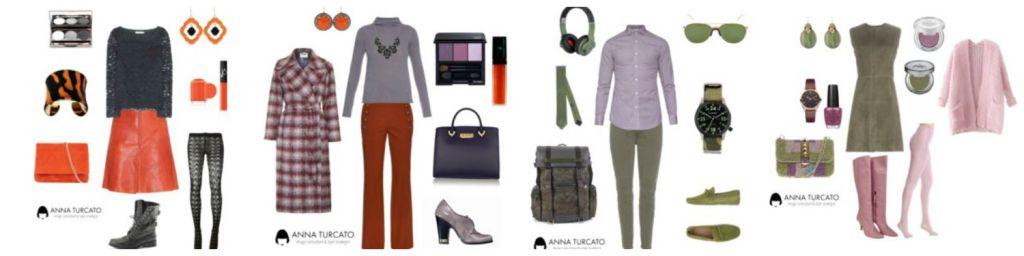 Come abbinare i colori di tendenza per l'autunno inverno (parte seconda)
