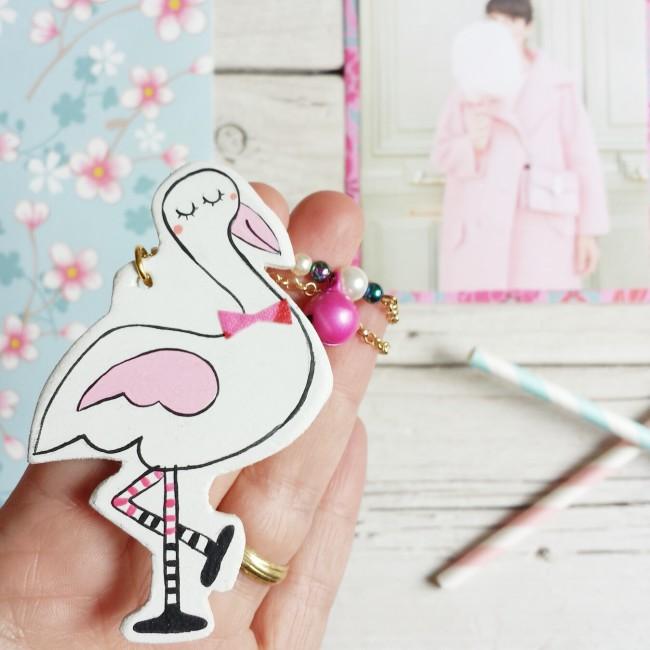 fenicottero biscù flamingo