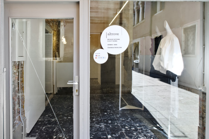 Altrove Flagship - Venice - Alessandra Milan, Miriam Nonino