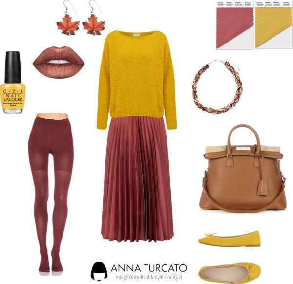 Spicy Mustard and Dusty Cedar di annaturcato contenente Maison Margiela