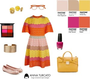 Summer combination di annaturcato contenente colorful dresses