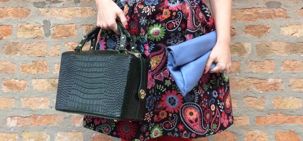La borsetta di una donna
