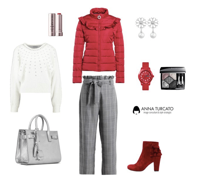 The red jacket di annaturcato contenente red watches