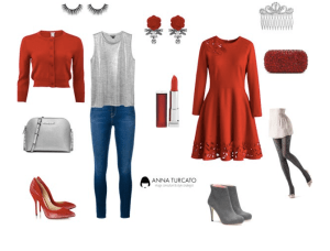 Valentine's look by annaturcato featuring a handbag purse
