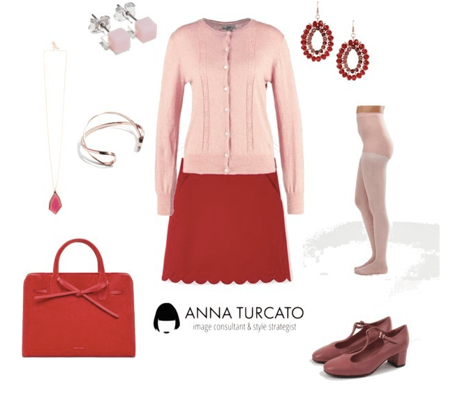 Winter Girl di annaturcato contenente glass earrings