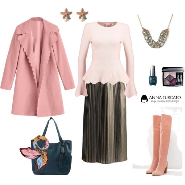 Anna-Turcato-Plisse-Skirt
