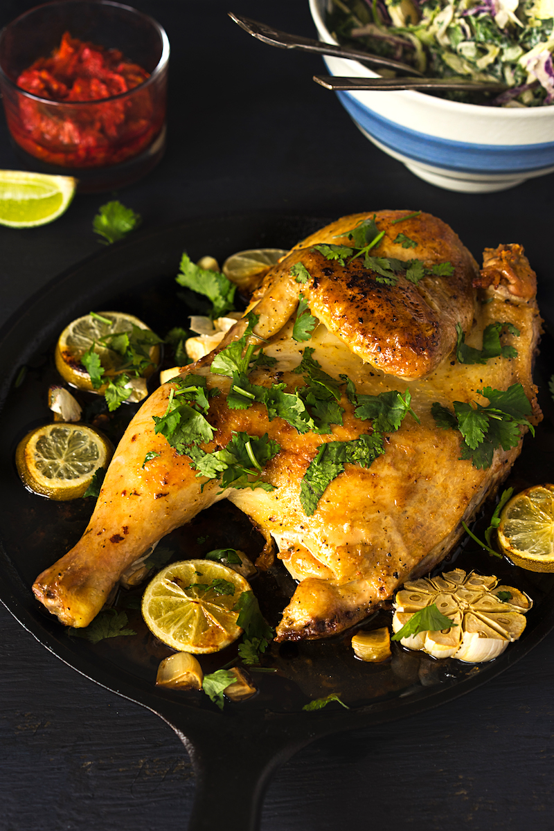 Lime Marinated Chicken