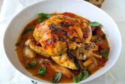 Chahohbili-Style Roasted Chicken