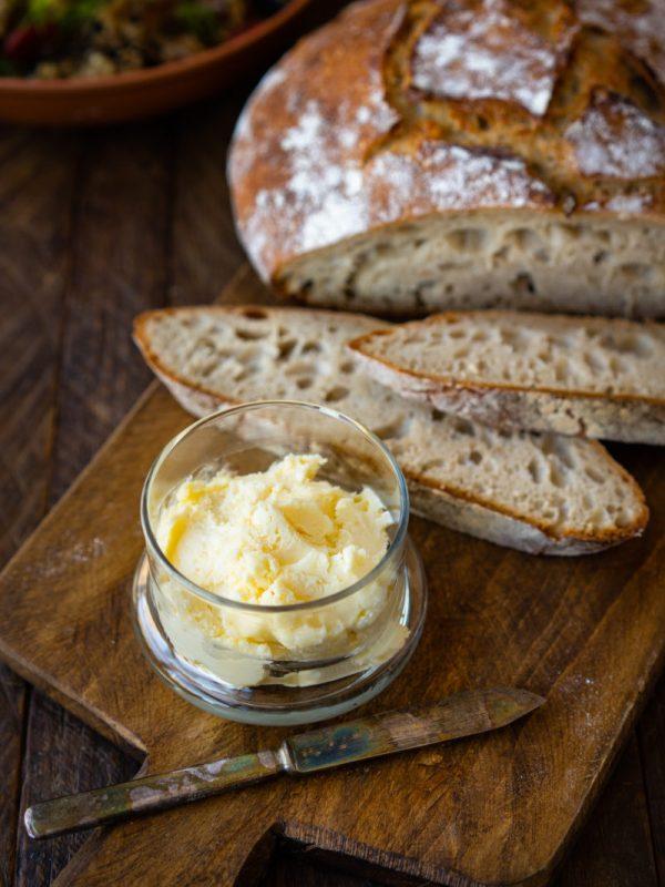 Koji Cultured butter