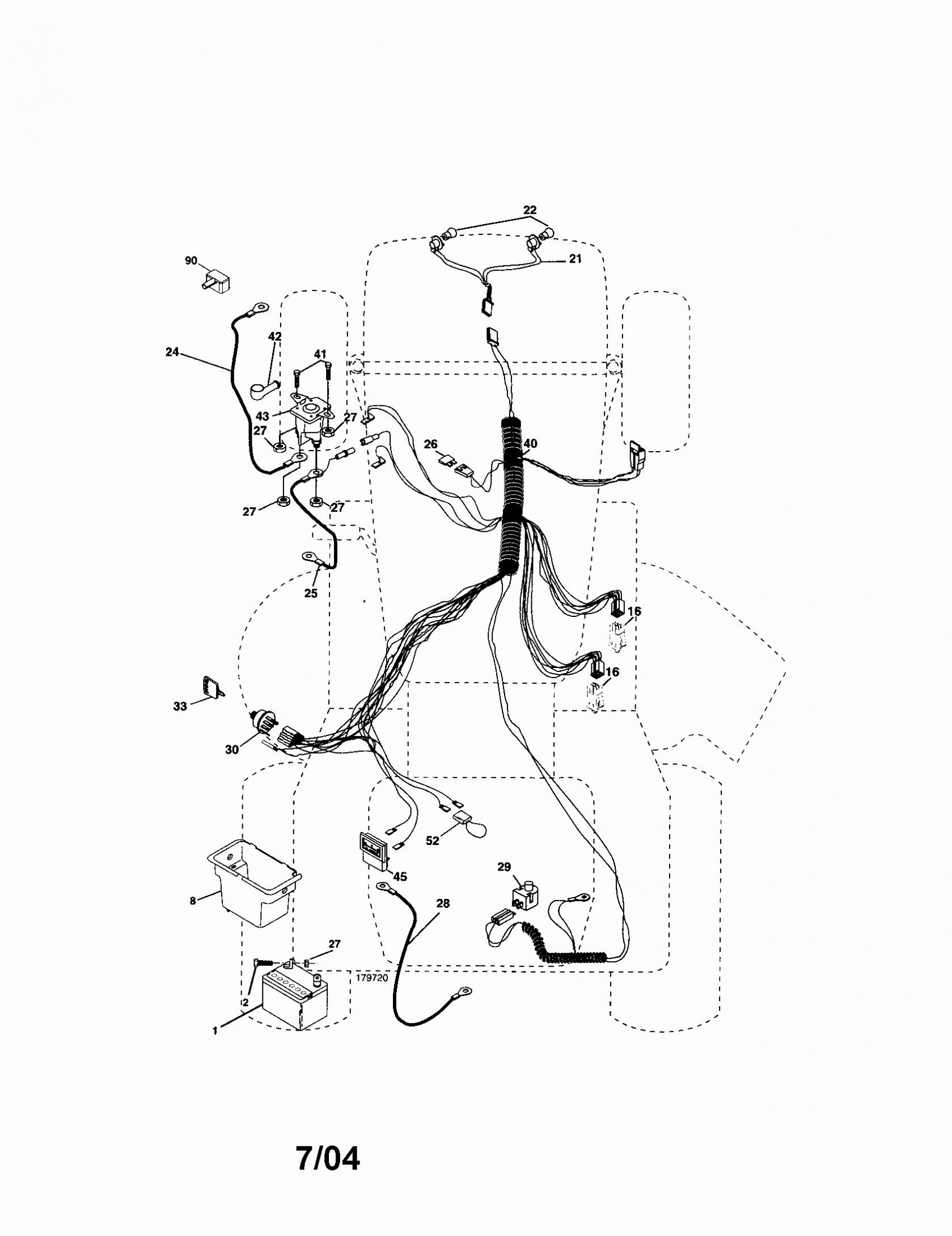 Briggs And Stratton V Twin Wiring Diagram