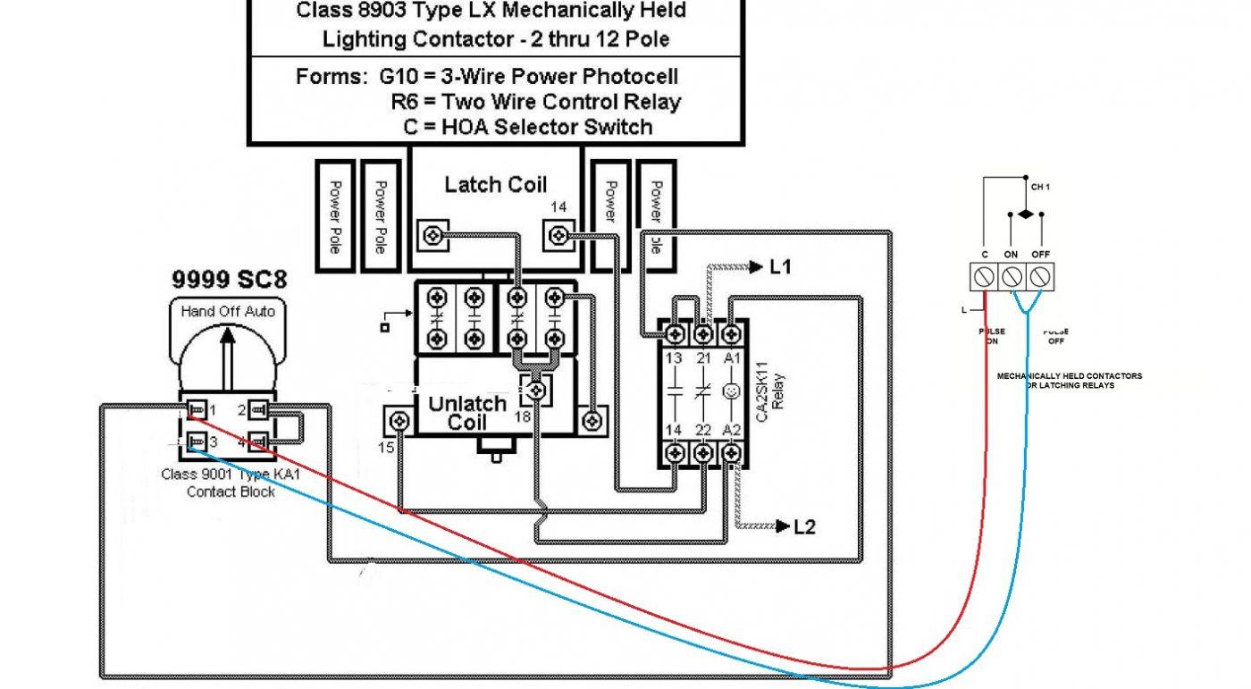 2wire Photocell Wiring Schematic