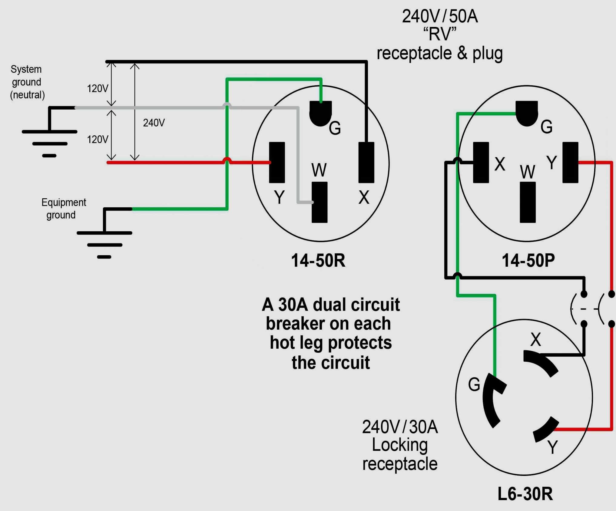 Dryer Plug Wiring Diagram