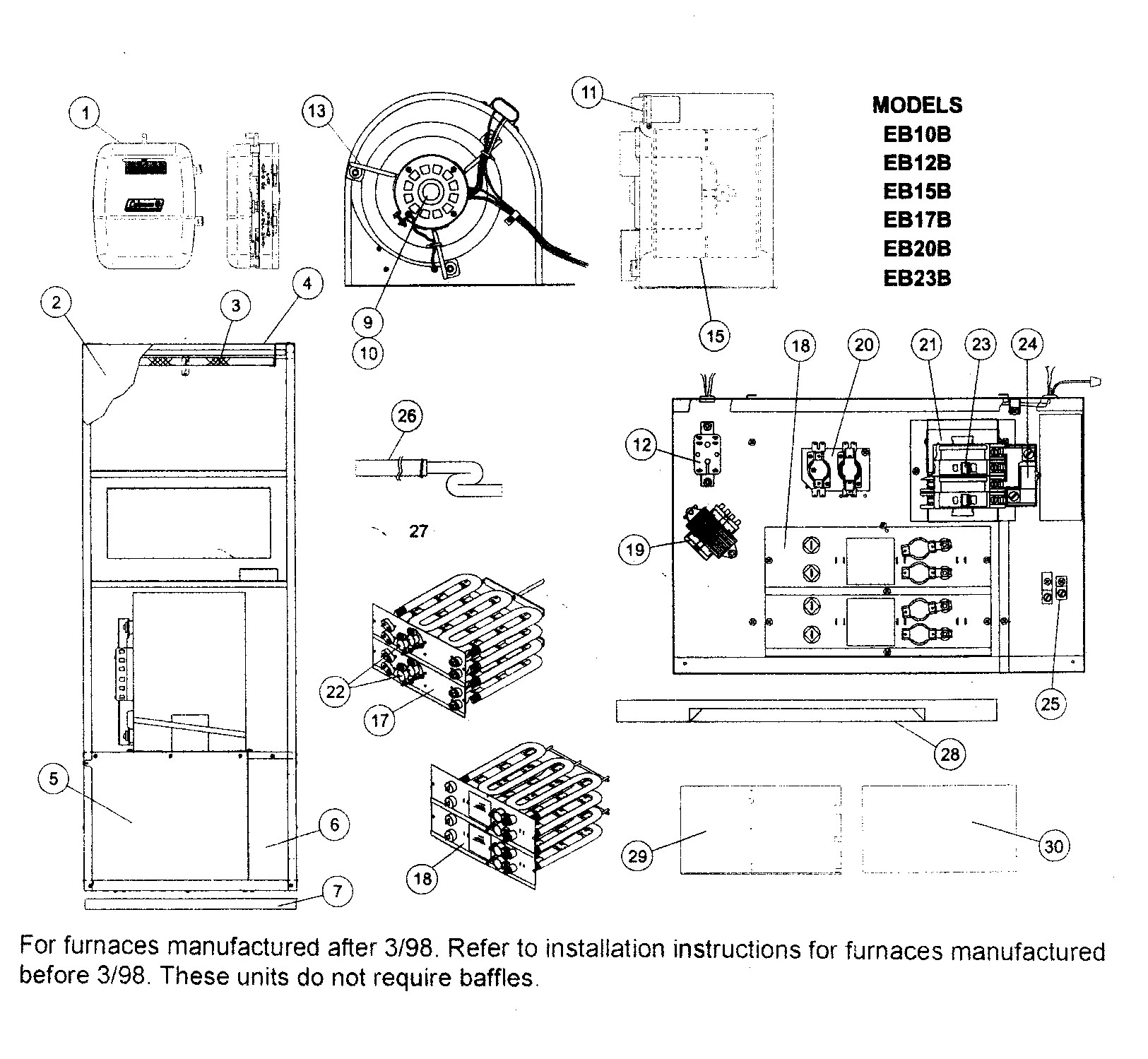 Miller Mobile Home Furnace Wiring Diagram